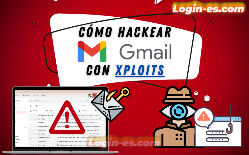 metodo para hackear gmail